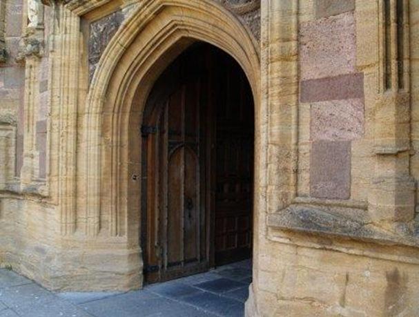 Taunton arch
