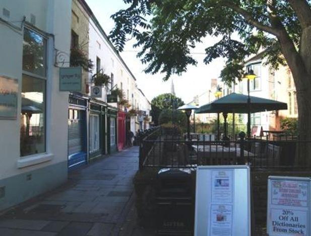 Taunton Bath Place