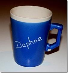 Daphne's mug