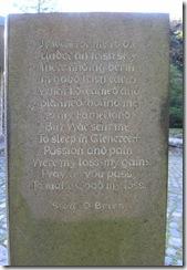 Glencree stone