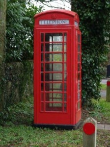 High Ham Phonebox